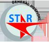 Star General Hospital Logo